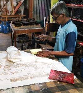 Batik Produktion