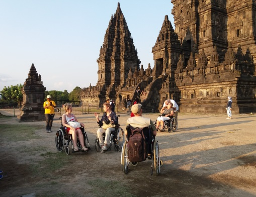 on Prambanan