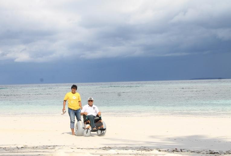 Bara beach, Sulawesi