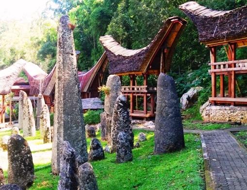 Menhirs at Bori