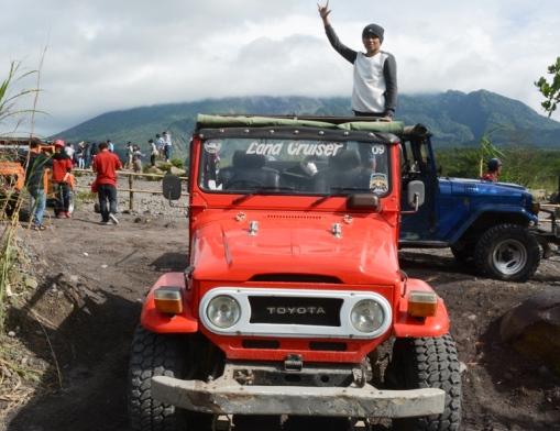 Merapi tour