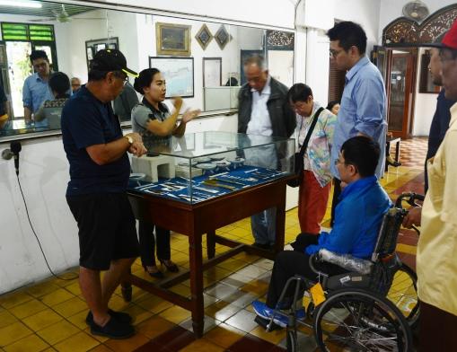 Kota Gede Silver workshop