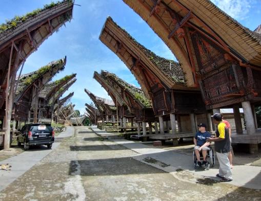 Palawa village