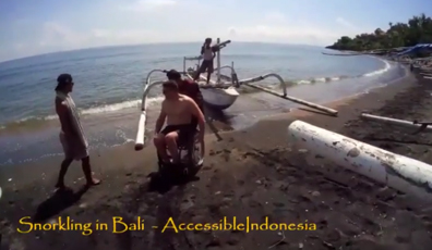 Bali Snorkeling with AccessibleIndonesia