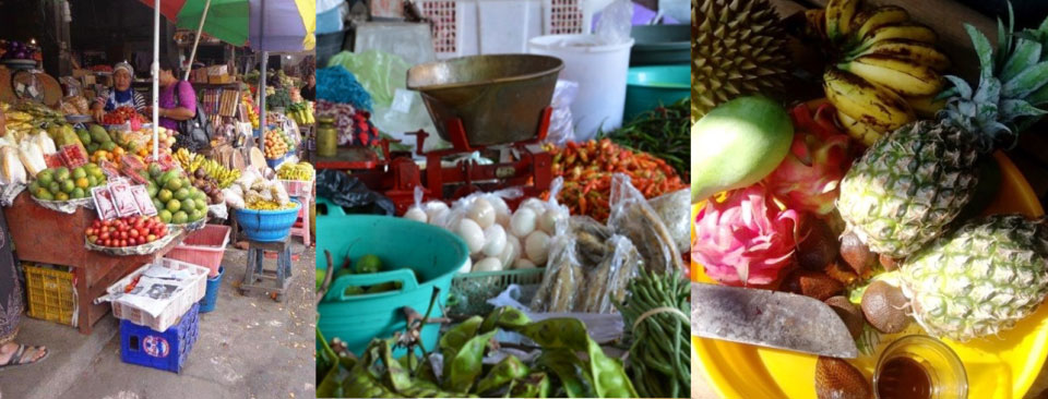 Cooking and market