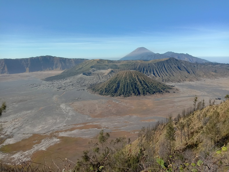 Bromo from KingKong Viewpoint