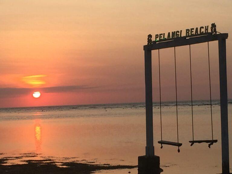 Sunset Gili air