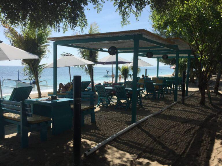Beach Gili Air