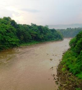 Yogya river