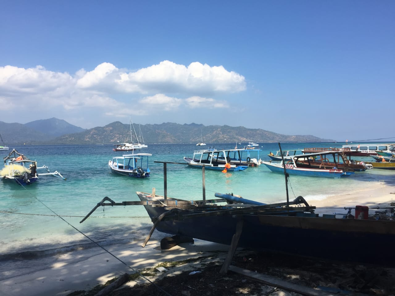 Rollin Adventures – Gili Air, Lombok