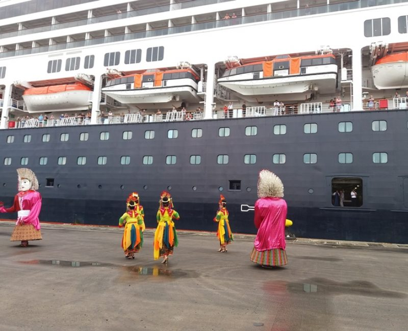 Tanjong Priok Cruise ship
